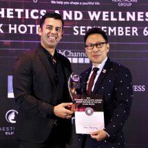 Apex Medical Center รับรางวัล Global Health Awards 2019