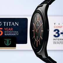 'Titan Confidence' มั่นใจรับประกันตัวเครื่องนาน 5 ปี