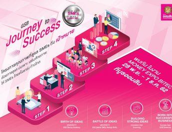 """ออมสิน จัด GSB Smart SMEs Smart START UP 2019เล่าความสำเร็จการ""""สร้าง""""นักธุรกิจรุ่นใหม่ครบทุกมิติ"""
