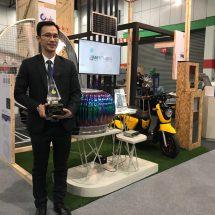 นักธุรกิจไทยผุดนวัตกรรมลูกหมุนผลิตไฟฟ้า เพิ่มประสิทธิภาพใช้พลังงานภาคอุตสาหกรรม