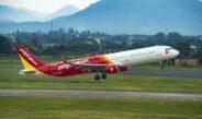 เวียตเจ็ทสนับสนุนตั๋วเครื่องบินและให้บริการขนส่งสิ่งของบนเที่ยวบินฟรี