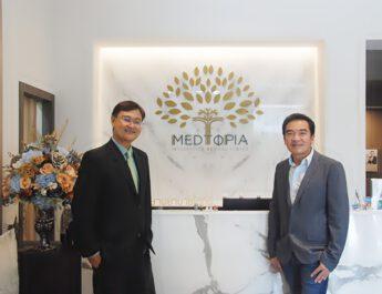"""""""Medtopia""""  ศูนย์สุขภาพด้านชะลอวัยและฟื้นฟูสุขภาพ"""