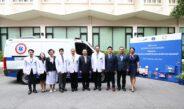 ไทยซัมซุงฯ จับมือ มูลนิธิรักษ์ไทย มอบรถกู้ชีพชั้นสูงเสริมศักยภาพ รพ.ศิริราช