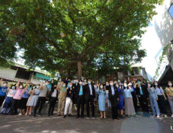 มหาวิทยาลัยหอการค้าไทยครบรอบ 58 ปี